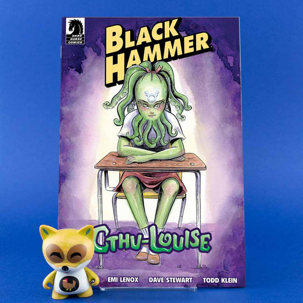 Black Hammer Cthu-Louise | Previews · One Shoot Issues | Wash Cómics