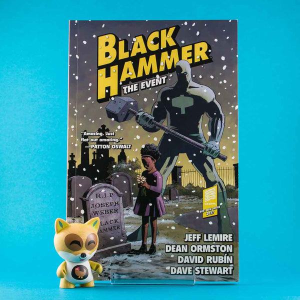 BLACK HAMMER TP VOL 02 THE EVENT | Previews · Tomos | Wash Cómics