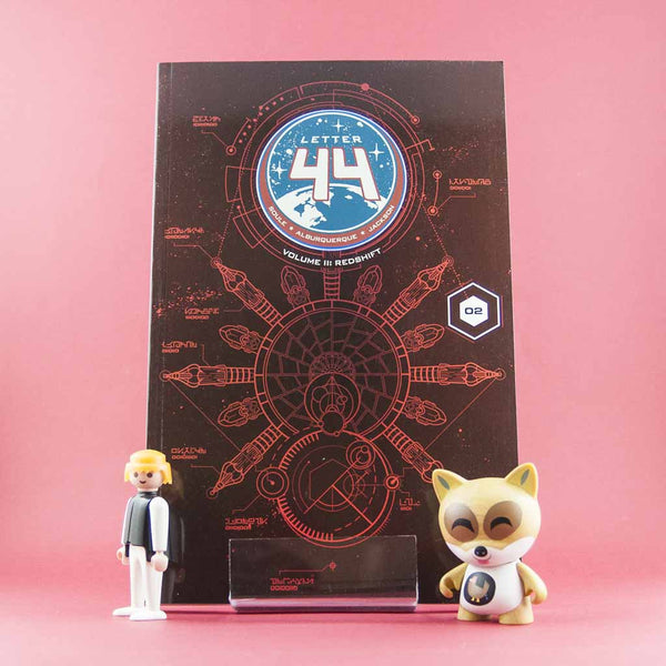 Cómic Letter 44 Vol. 2: RedShift | Cómic en inglés de Oni Press | Wash Cómics