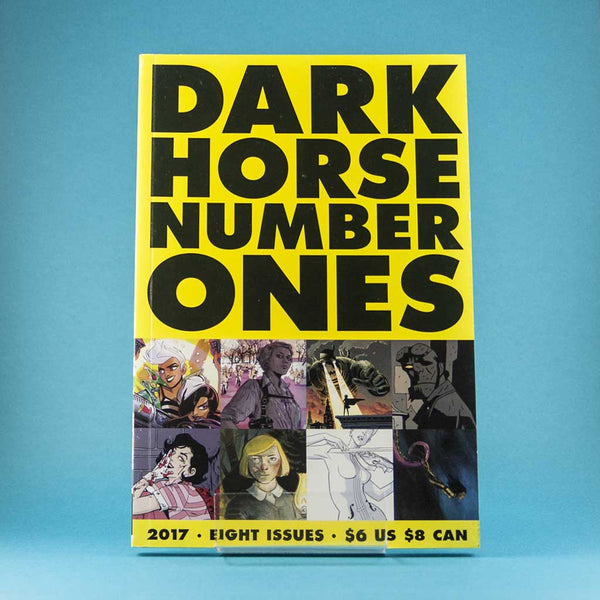 Cómic Dark Horse Number Ones 2017 | Cómic en inglés de Dark Horse | Wash Cómics
