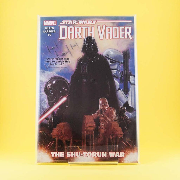 Cómic Star Wars: Darth Vader: The Shu-Torun War Vol. 3 | Cómic en inglés de Marvel | Wash Cómics