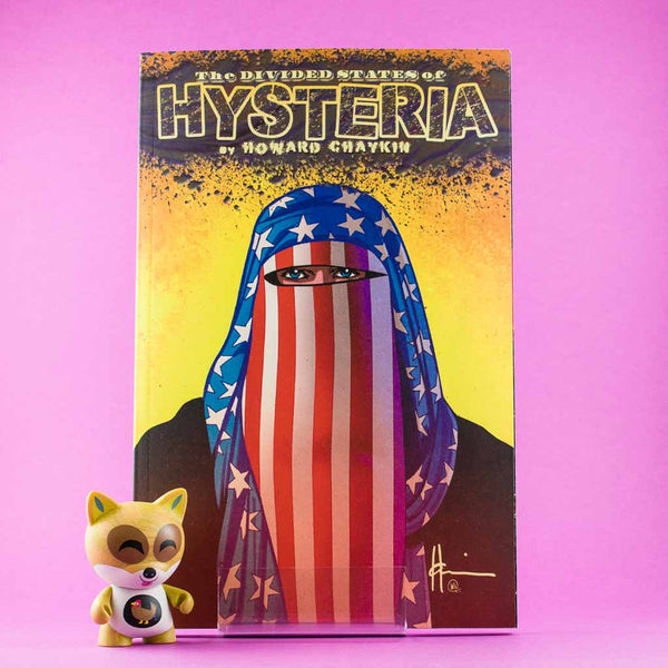 DIVIDED STATES OF HYSTERIA TP | Previews · Tomos | Wash Cómics