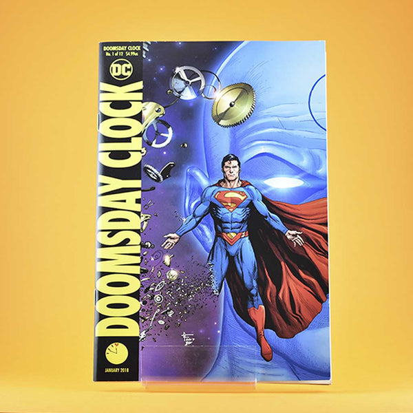 Cómic Doomsday Clock 1/12 | Cómic en inglés de SD DISTRIBUCIONES | Wash Cómics