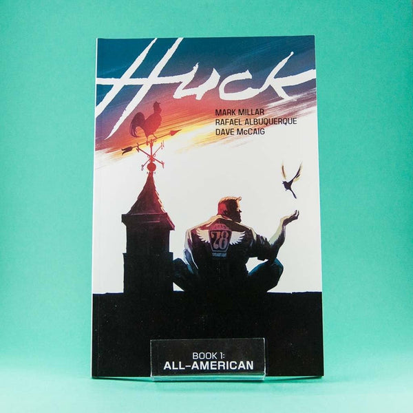 Cómic Huck | Cómic en Inglés de SD DISTRIBUCIONES | Wash Cómics