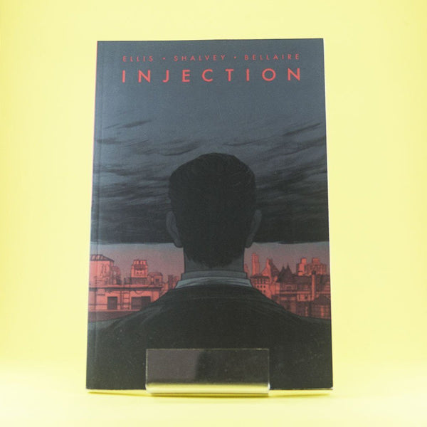 INJECTION TP VOL 02 | Previews · Tomos | Wash Cómics