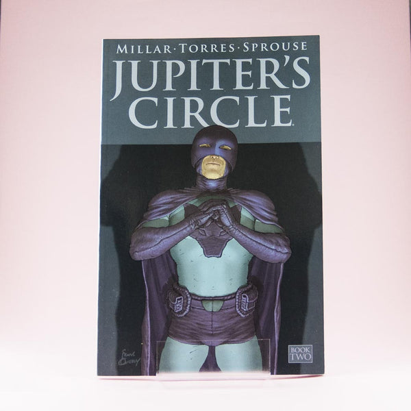Cómic Jupiters Circle 2 | Cómic en inglés de Image | Wash Cómics