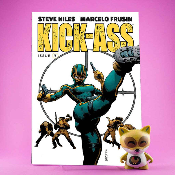Kick Ass #7 | Previews | Wash Cómics