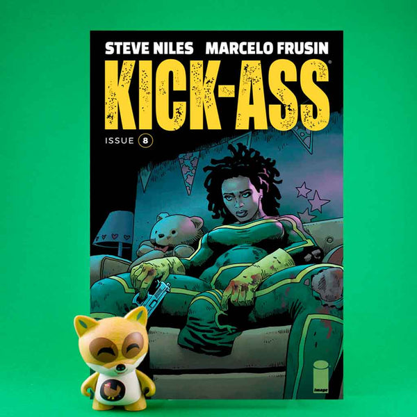Kick-Ass #8 | Previews | Wash Cómics