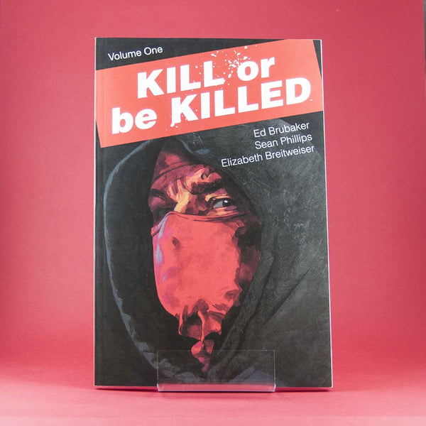 KILL OR BE KILLED TP VOL 01 | Previews · Tomos | Wash Cómics