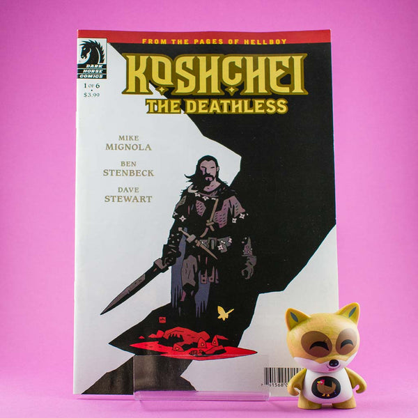 Cómic Koshchei The Deathless 1/6 | Cómic en Inglés de SD DISTRIBUCIONES | Wash Cómics