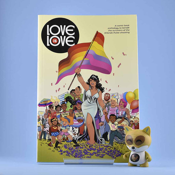 Love is Love GN | Previews · Tomos | Wash Cómics