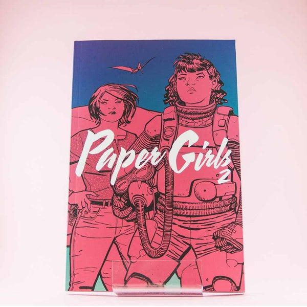 Cómic Paper Girls TPB #2 de Image | Wash Cómics