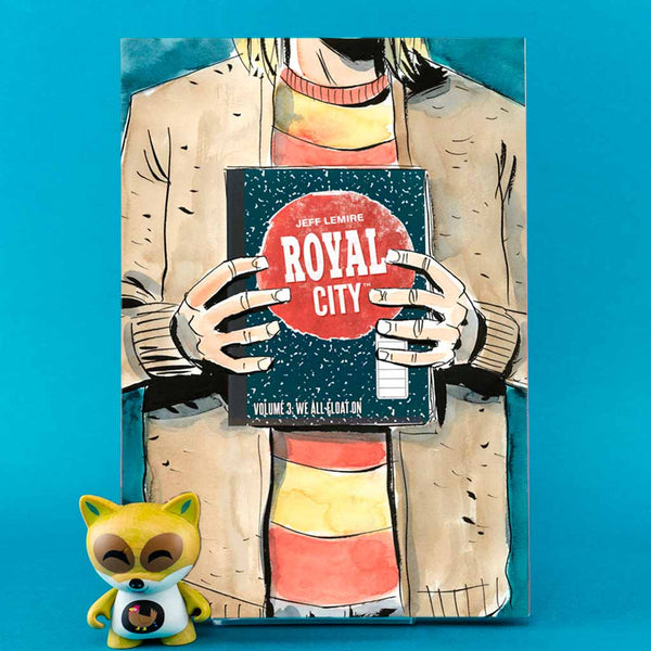 ROYAL CITY TP VOL 03 WE ALL FLOAT ON | Previews · Tomos | Wash Cómics