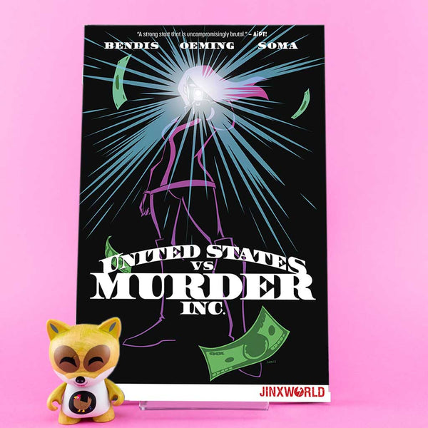 United States of Murder Inc #2 of 6 | Previews | Wash Cómics