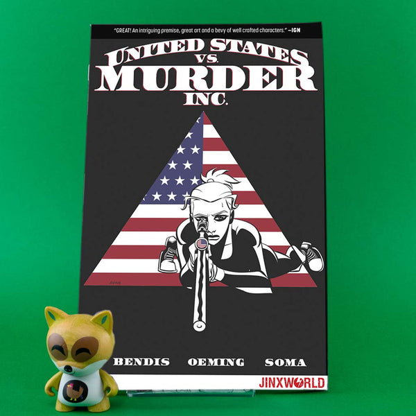 United States of Murder Inc #4 of 6 | Previews | Wash Cómics