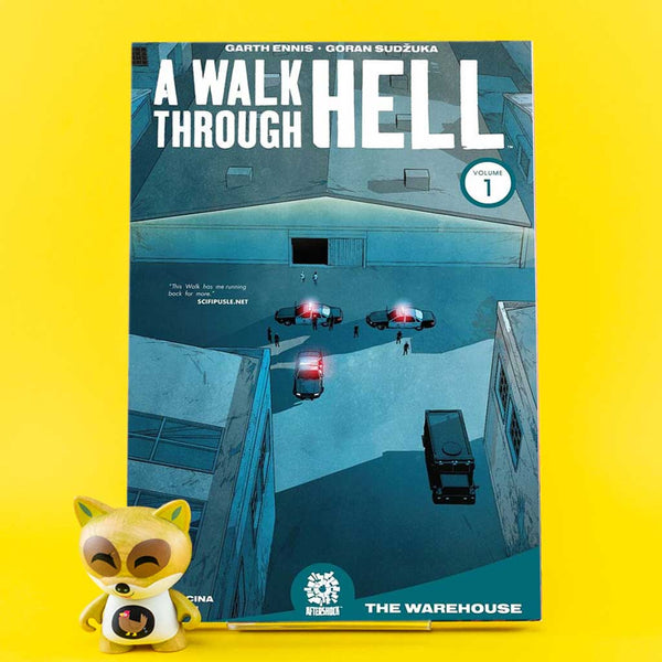 A Walk Through Hell Vol. 1 | Previews · Tomos | Wash Cómics
