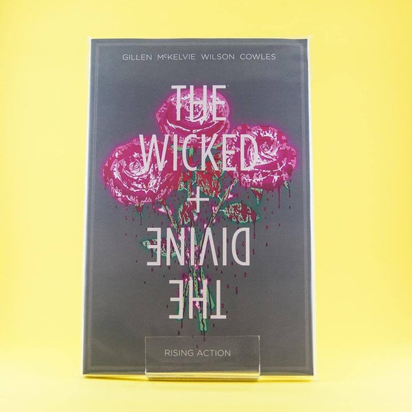 Cómic The Wicked + The Divine Vol. 4 Rising Action | Cómic en Inglés de Image | Wash Cómics