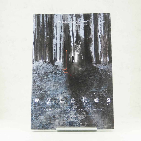 Cómic Wytches | Cómic en inglés de Image | Wash Cómics
