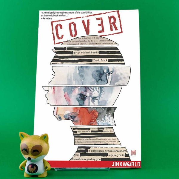 Cover #4 | Previews · Regular Covers | Wash Cómics