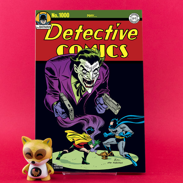 Cómic Detective Comics #1000 | 1940s Variant Cover de SD DISTRIBUCIONES | Wash Cómics
