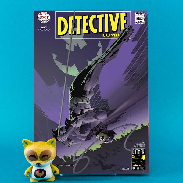 Detective Comics #1000 | 1960s Variant Cover | Previews · One Shoot Issues | Wash Cómics
