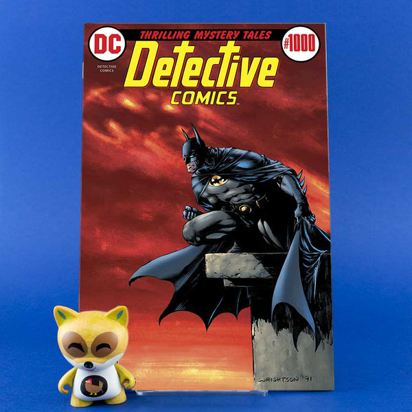 Detective Comics #1000 | 1970s Variant Cover | Previews · One Shoot Issues | Wash Cómics