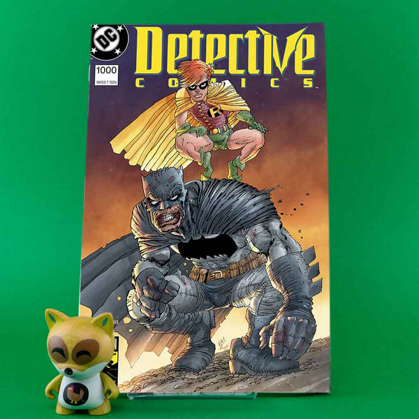 Detective Comics #1000 | 1980s Variant Cover | Previews · One Shoot Issues | Wash Cómics