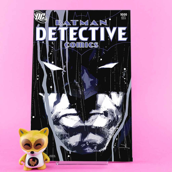 Detective Comics #1000 | 2000s Variant Cover | Previews · One Shoot Issues | Wash Cómics