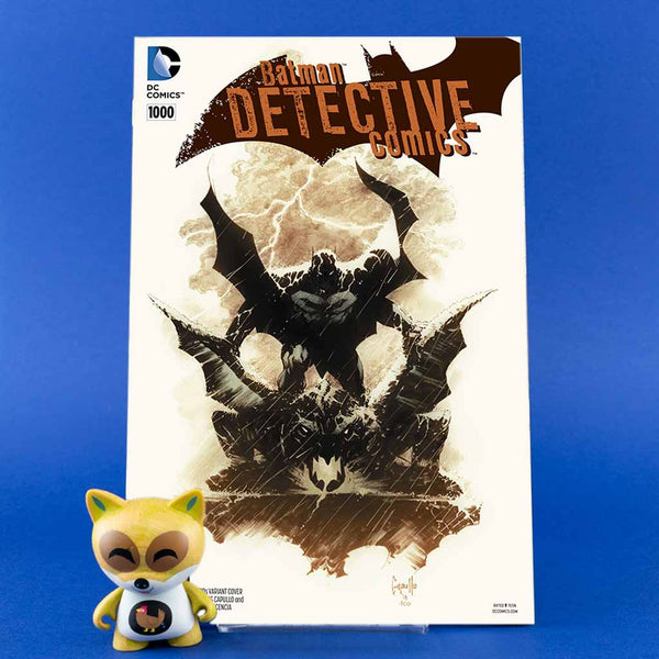 Detective Comics #1000 | 2010s Variant Cover | Previews · One Shoot Issues | Wash Cómics