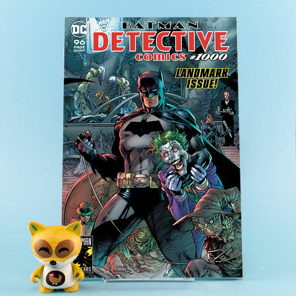 Detective Comics #1000 | Previews · One Shoot Issues | Wash Cómics