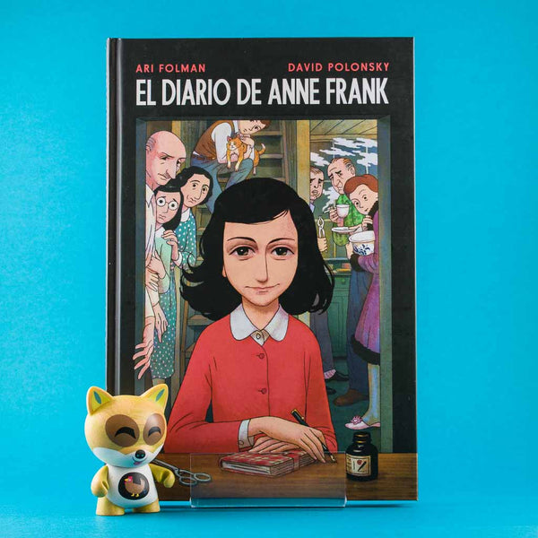 El diario de Anne Frank | Europeo | Wash Cómics