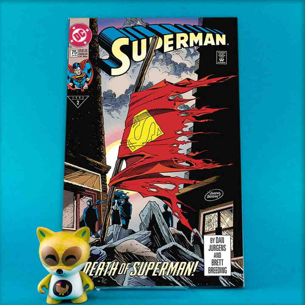 DOLLAR COMICS SUPERMAN #75 | Previews · One Shoot Issues | Wash Cómics