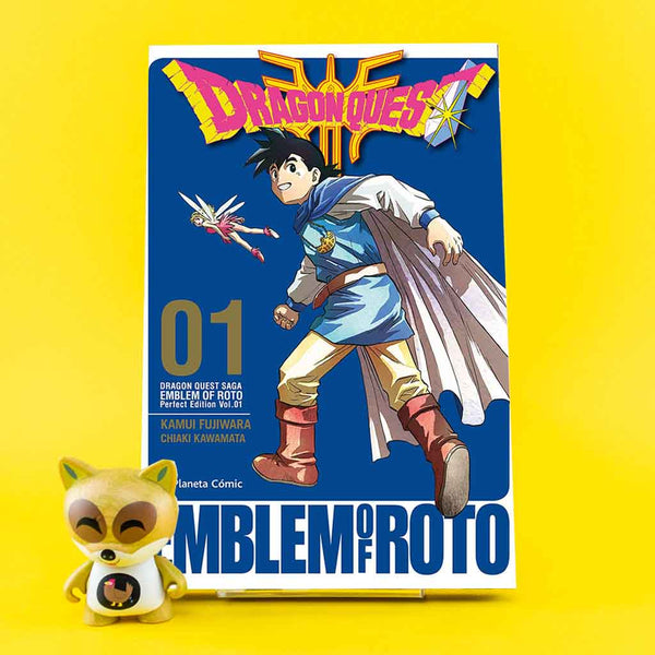 Dragon Quest Emblem of Roto 01/15 | Manga | Wash Cómics