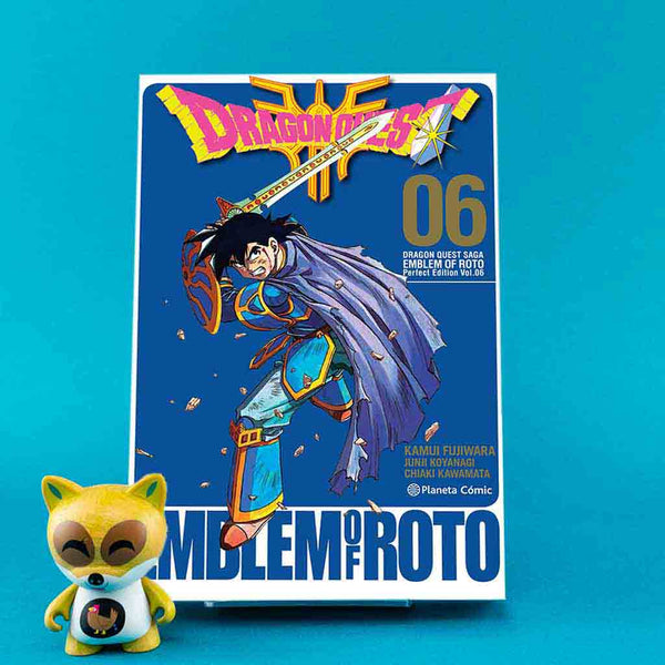 Dragon Quest Emblem of Roto 06/15 | Manga | Wash Cómics