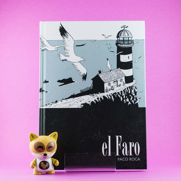 Cómic El Faro de AZETA DISTRIBUCIONES | Wash Cómics