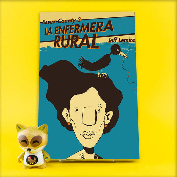 ESSEX COUNTY 03. LA ENFERMERA RURAL | Americano | Wash Cómics