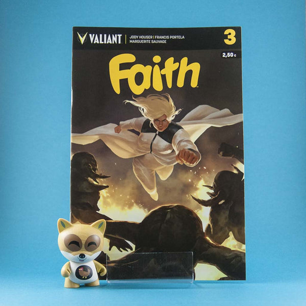 Faith 3 | Americano | Wash Cómics
