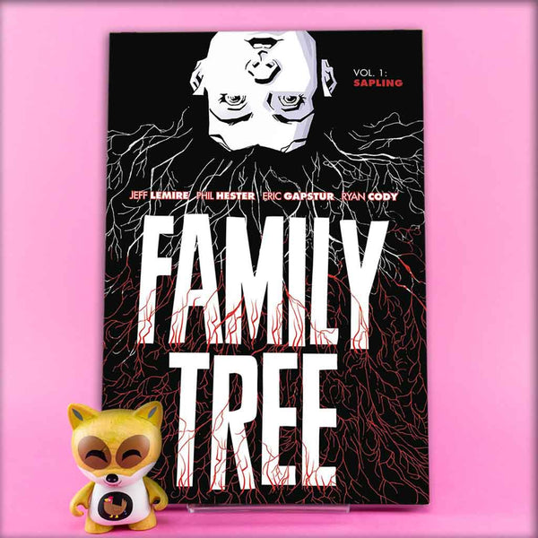 FAMILY TREE TP VOL 1 | Previews · Tomos | Wash Cómics