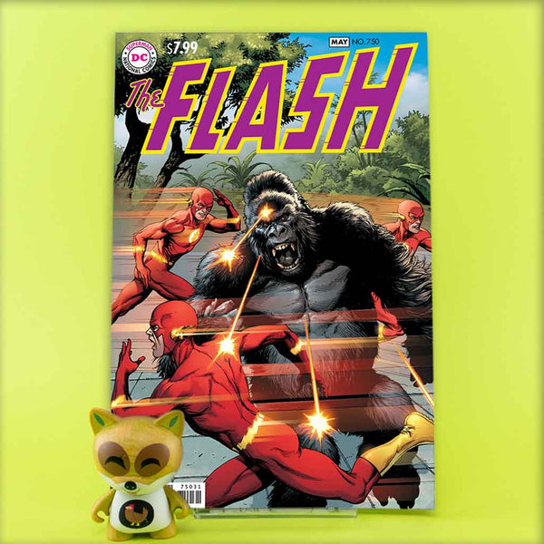 FLASH #750 1950S GARY FRANK VAR ED | Previews · One Shoot Issues | Wash Cómics