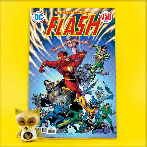 FLASH #750 1970S GARCIA LOPEZ VAR ED | Previews · One Shoot Issues | Wash Cómics