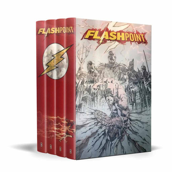 Flashpoint XP Vol. 1 (de 4) | Americano | Wash Cómics