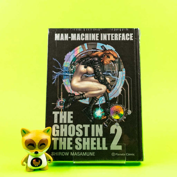 Ghost in the Shell 2: Manmachine interface | Manga | Tienda online comics | Wash Cómics