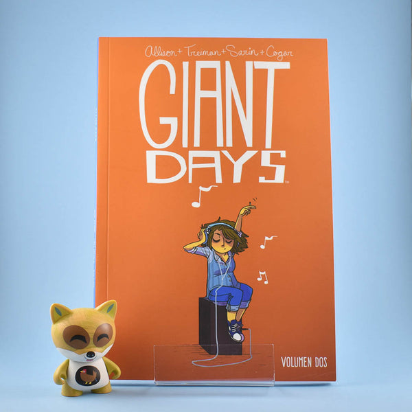 Giant Days 2 | Americano | Wash Cómics
