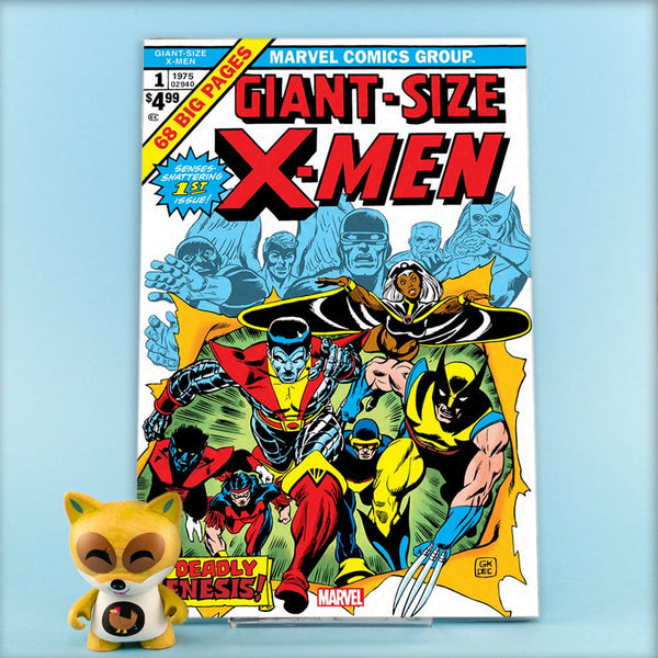 GIANT SIZED X-MEN #1 FACSIMILE EDITION | Previews · One Shoot Issues | Wash Cómics