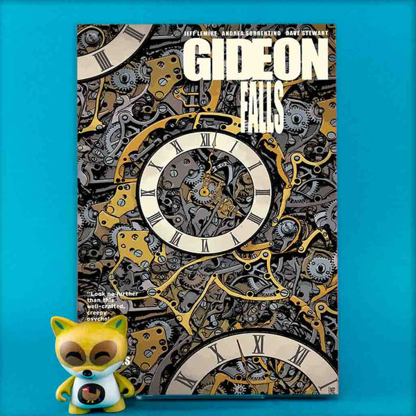 Gideon Falls TP Vol. 3: Stations of the cross | Previews · Tomos | Wash Cómics
