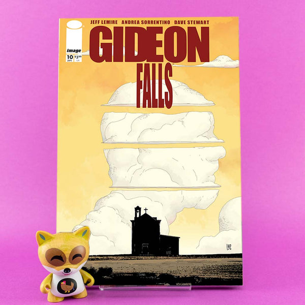 Gideon Falls #10 | Previews | Wash Cómics