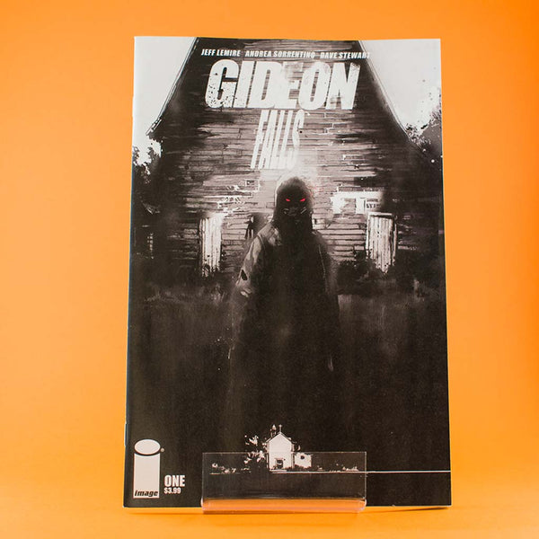 Gideon Falls #1 - 6 | Jock #1 Cover | Previews | Tienda online comics | Wash Cómics