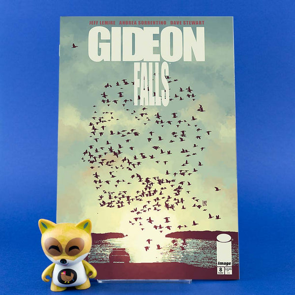 Gideon Falls #8 | Previews | Wash Cómics
