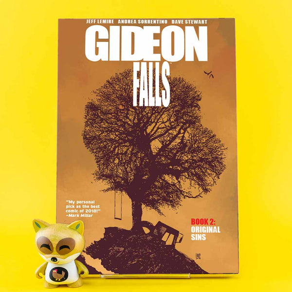 Gideon Falls TP Vol. 2: Original Sins | Previews · Tomos | Wash Cómics