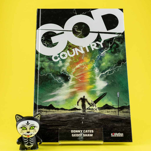 GOD COUNTRY | Americano | Wash Cómics